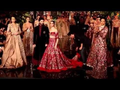 Manish Malhotra - The Persian Story Showcased