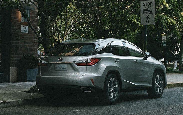 2020 Lexus Rx 350 Concept And Performance Concept Lexus Performance In 2020