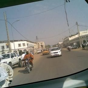 Shots fired by man carrying testament to Islamic state #USEmbassy #terrorist # Chad