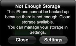 """How I easily and effortlessly fixed the """"not enough storage space"""" issue and backed up my iPhone. Brilliant. Written by a former apple employee"""