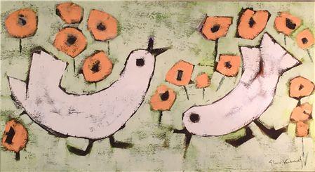 Gloria Vanderbilt - Art for Sale Inquiry - Gloria Vanderbilt