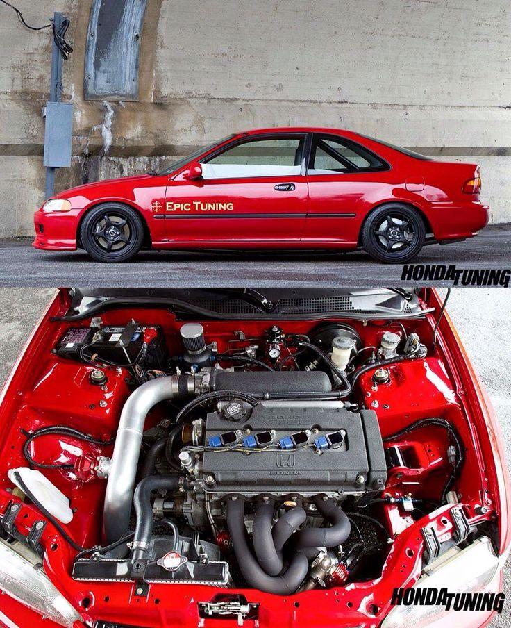 Small Hatchback Turbo Cars: EG Coupe Turbo …