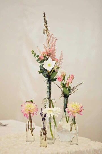 Floral arrangements by Emilia Maghiar