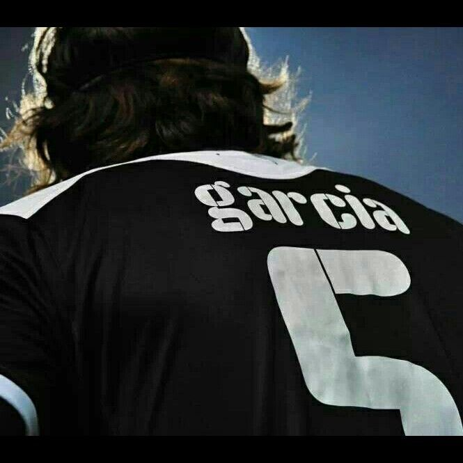 5. Pablo Garcia