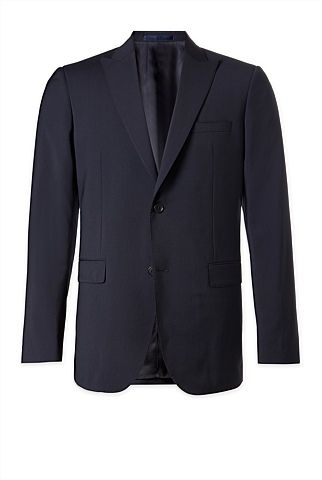 Modern Custom Wool Jacket #tailored #woolsuit