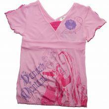 Tricou Hanna Montana - roz