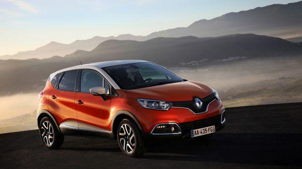Renault CAPTUR - Design exterior