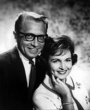 Betty White - Wikipedia, the free encyclopedia. White and husband, Allen Ludden in 1968. BornBetty Marion White January 17, 1922 (age 92) Oak Park, Illinois, U.S. Other namesGerrie, Betty White Ludden[1] EducationHorace Mann School Alma materBeverly Hills High School OccupationActress, comedian, writer Years active1939–present