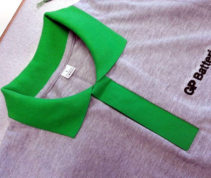 DIY Sewing course how to sew a polo shirt lacosta. Kurs szycia plisa pol...