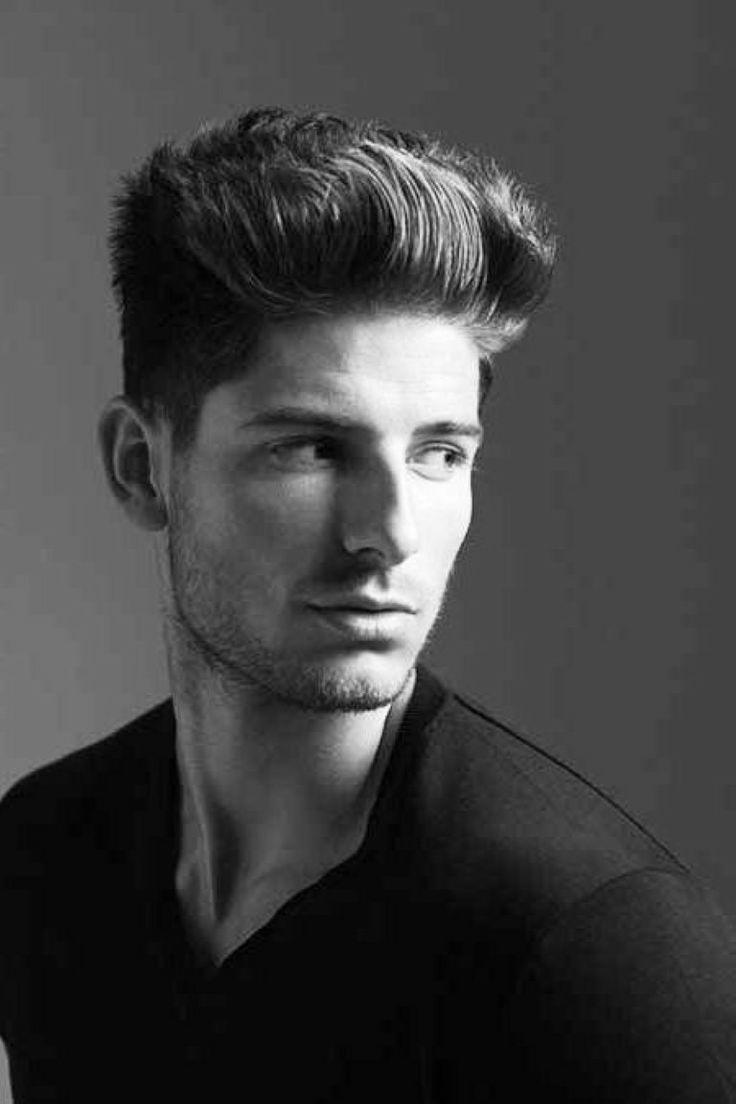 379 best men hairstyles images on pinterest | hairstyle ideas