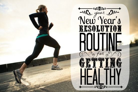 Hope everyone enjoyed bringing in the new year! Here's a great read to keeping your New Years resolution for getting healthy!