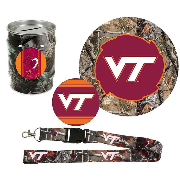 Virginia Tech Hokies Hunter Pack, Multicolor