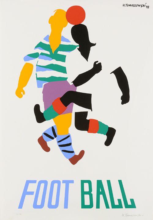 Football * Henryik Tomaszewski 1948