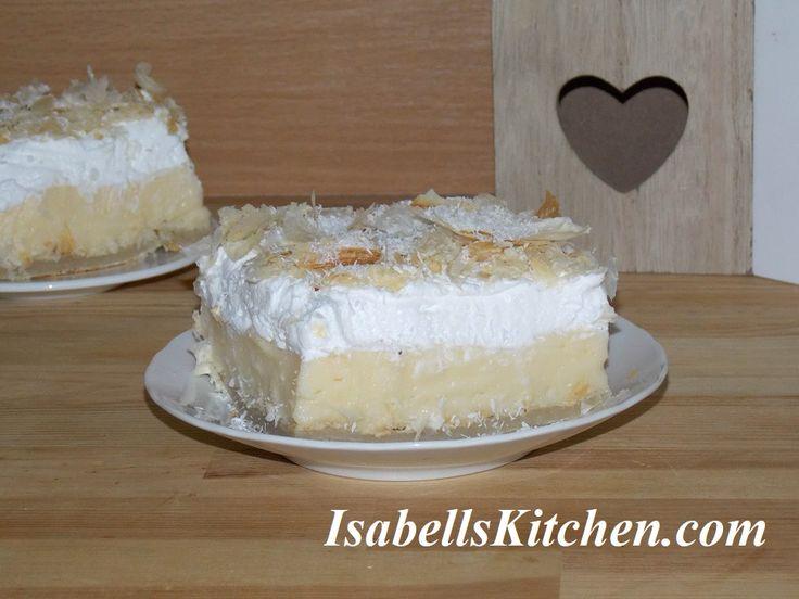 Vanilla custard slice – isabell's kitchen