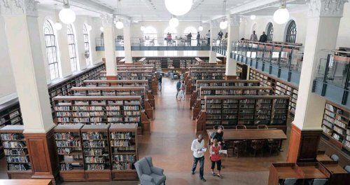 Revamped Joburg library set to open next year : Property News from IOLProperty