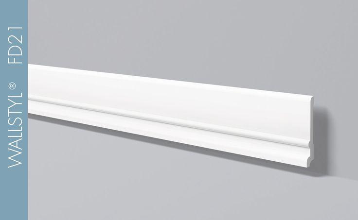 WALLSTYL® FD21 / H 130 mm W 20 mm