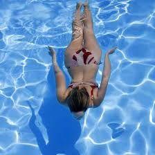 Swimming #MeTime