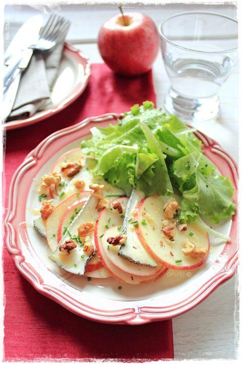 Nerina in insalata di mele e noci - Oggi pane e salame, domani...