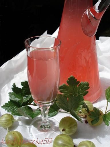 Nalewka Agrestowa / Gooseberry Liqueur