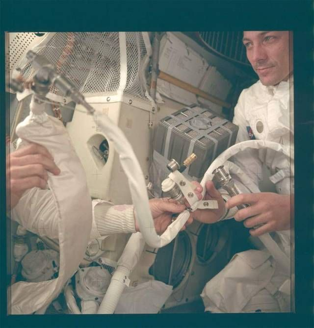HD photos from the Apollo Missions (9)