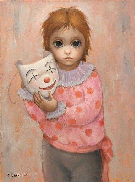 big eyes paintings keane - Bing Images
