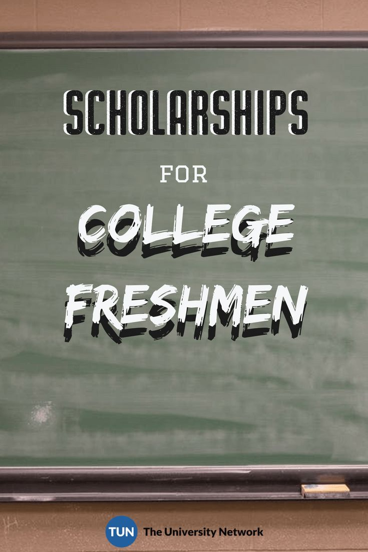 Here is a selection of Scholarships For College Freshmen that are listed on TUN.