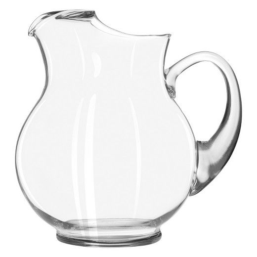 Libbey Acapulco Glass Pitcher - 89 oz : Target