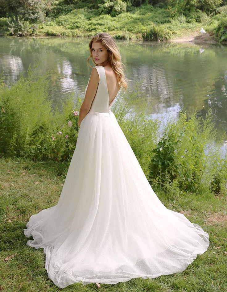 Robe de mariée princesse 2015 Marie Laporte