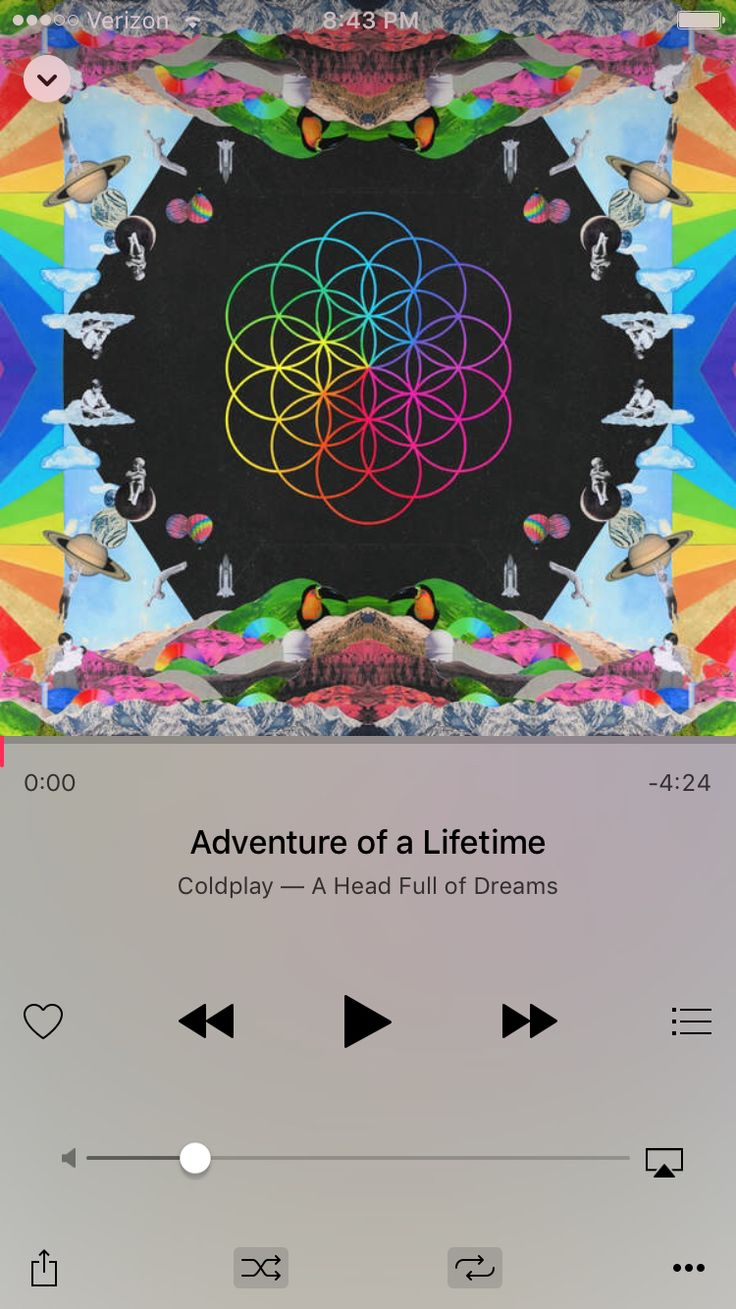 New song for their new album! I love it! Adventure of a Lifetime-Head Full of Dreams