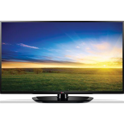 "LG 42"" 720p 600Hz Plasma HDTV (42PN4500) #BBYSocialStudies"
