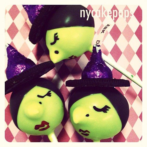 Pinterest Cake Pops Halloween