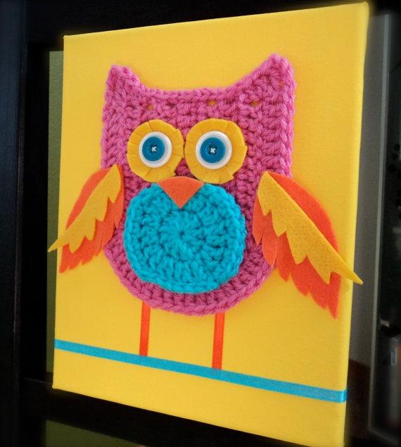 167 best Crochet wall art images on Pinterest | Crochet wall art ...