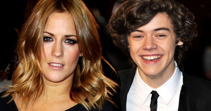 "One Direction's Harry Styles' relationship with Caroline Flack was mainly ""physical"" says his old school pal"
