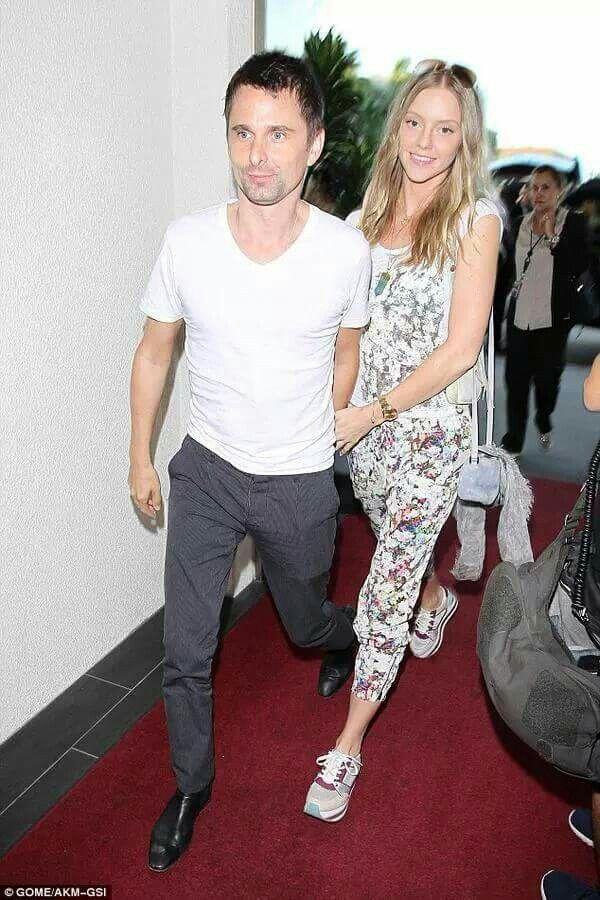 Matt Bellamy dating again after Kate Hudson split
