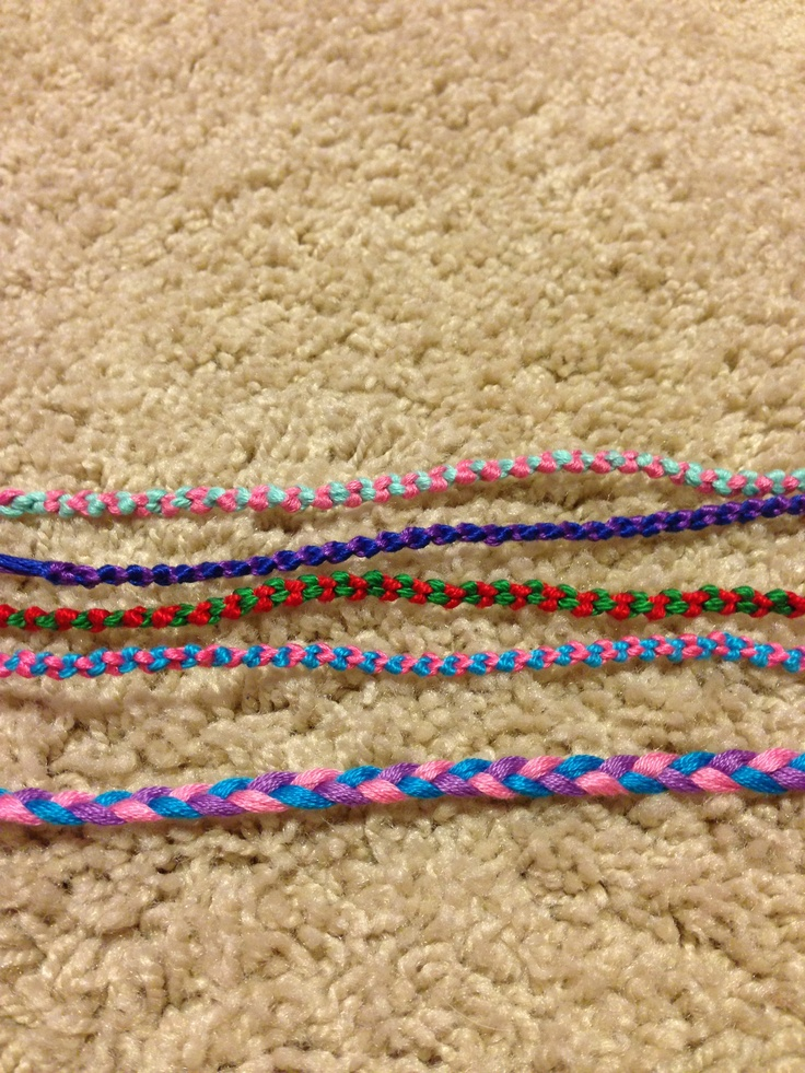More bracelets for sale, $2 a piece