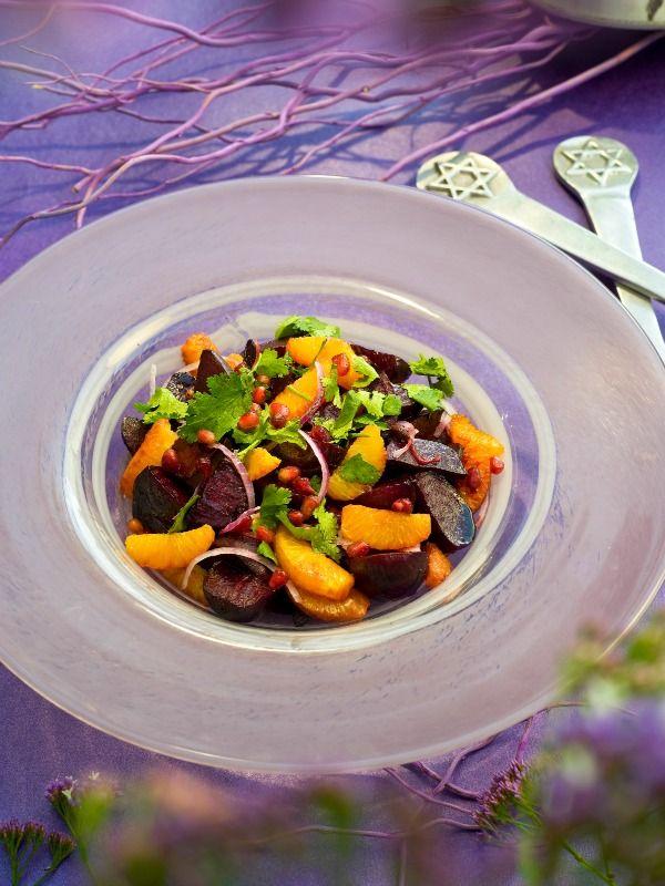 rosh hashanah salad dressing