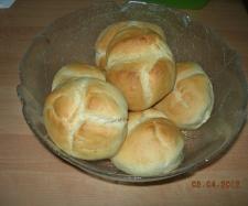 Rezept Ruck-Zuck-Brötchen von Bomberle - Rezept der Kategorie Brot & Brötchen
