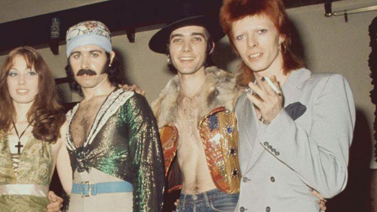 David Bowie - The Shot Heard Round the World