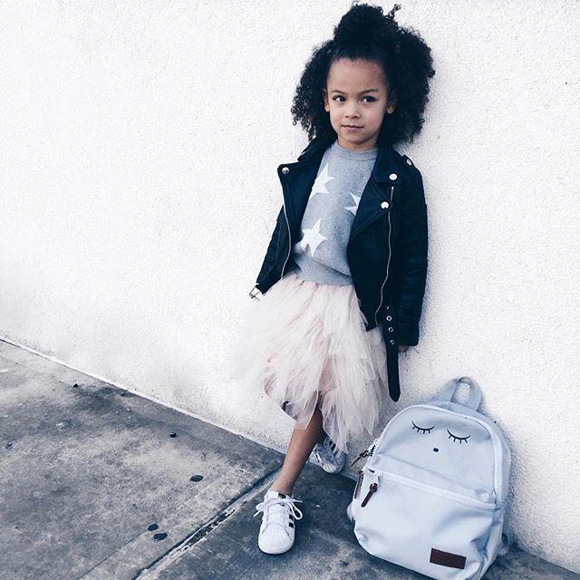 Kid boss style