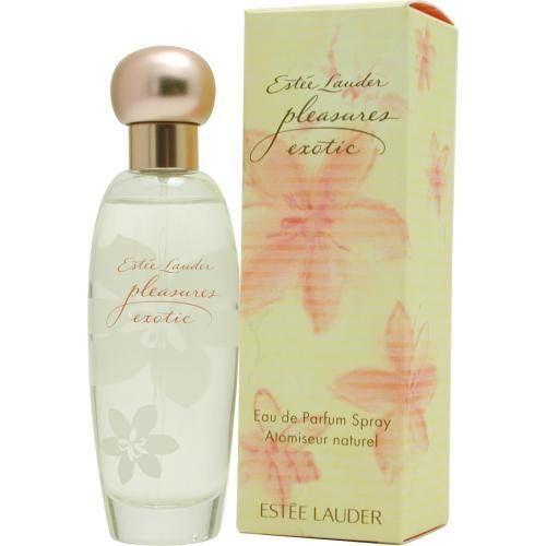 Pleasures Exotic by Estee Lauder for women 3.4 oz Eau de Par: Fragrance, Estes Lauder, Pleasure Exotic, Estee Lauder, Parfum Sprays, Sprays 1 7, Perfume, Water, Beautiful Products
