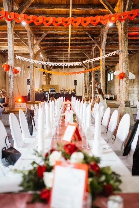 Hochzeitsfotograf Florian Feg aus dem Harz. Hochzeitsreportage in der Merinoscheune im Schäferhof Langenstein.