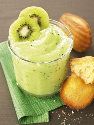 Confettura di kiwi e banane