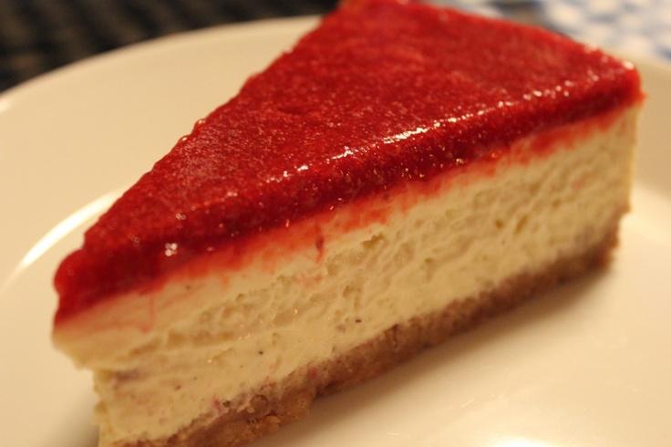 Cheesecake opskrift