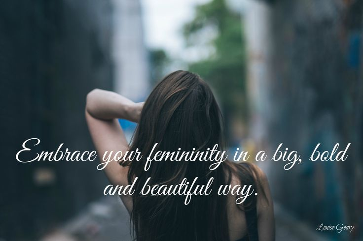 Embrace your femininity in a big, bold and beautiful way. Ask me about my workshops.