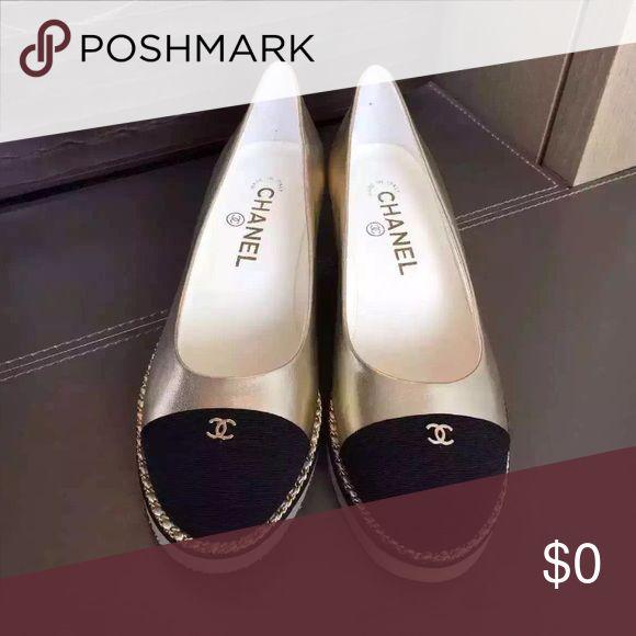 Chanel Espadrilles Not for sale Shoes
