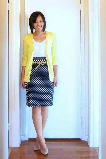 Lularoe skirt outfit idea
