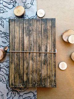 SharKateScrap: Имитация деревянных досок