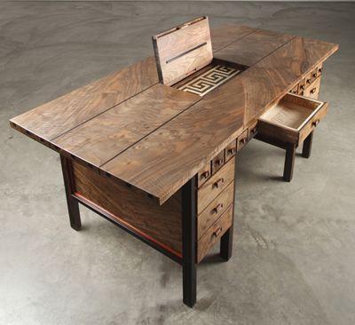 kagen schaefer puzzle Pipe Organ desk side and above · Secret Compartment  ... - 102 Best Images About Modern Desks On Pinterest Desks, Furniture