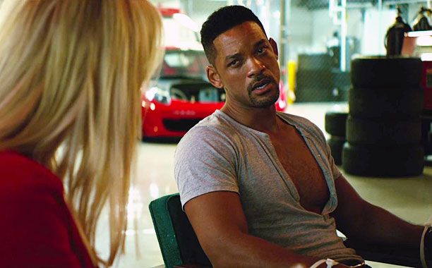 Will Smith, Margot Robbie bicker like an old couple in 'Focus ...