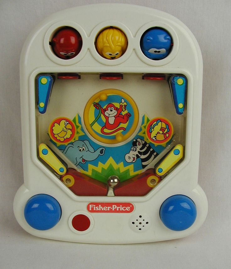 fisher price baseball machine